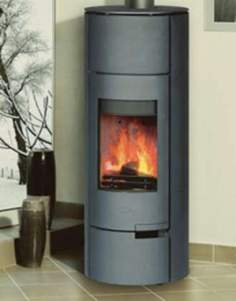 Печь камин Fireplace Prato Grau
